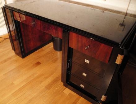 art deco schreibtisch art deco schreibtische. Black Bedroom Furniture Sets. Home Design Ideas