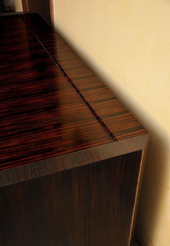 art deco m bel schreibtisch art deco schreibtische. Black Bedroom Furniture Sets. Home Design Ideas